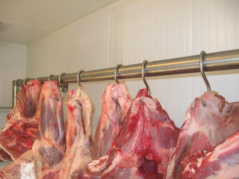 Вешалки для говяжьего мяса